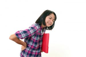 کمر درد در کودکان