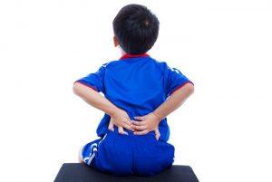 درد ستون فقرات در کودکان