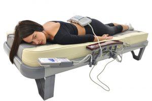 ماساژ درمانی بر تخت مگان