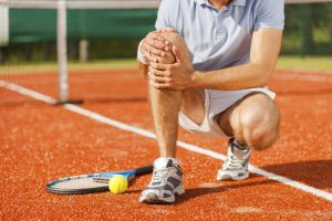 زانو درد در ورزشکاران