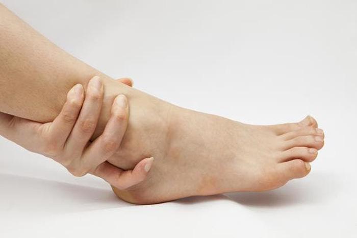 7 قدم برای سلامتی مچ پا